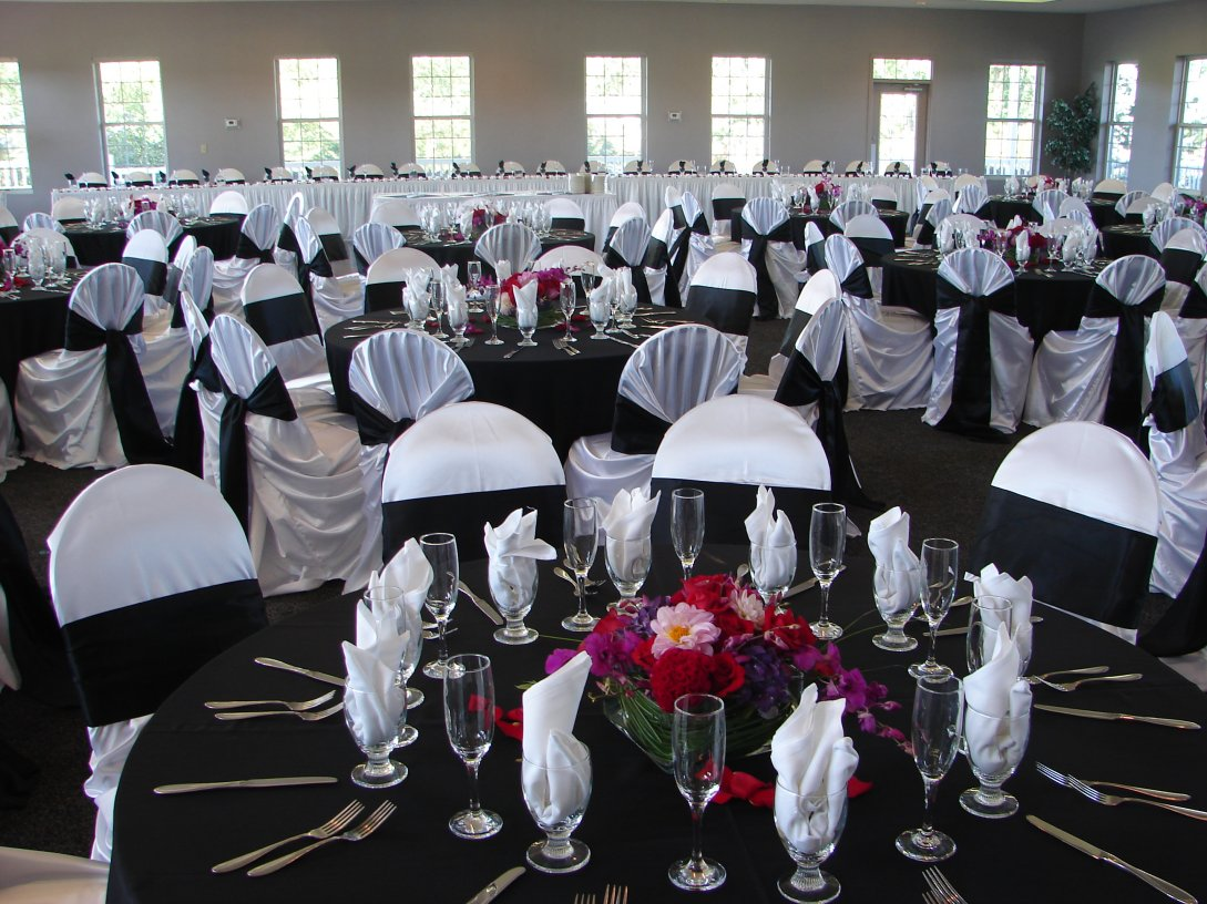Black chair covers for weddings - Black Chair Covers For Weddings