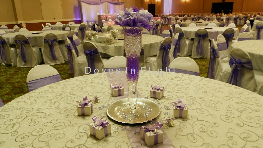 Chair Covers Of Lansing Table Decorations